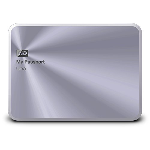 WD WDBTYH0010BSL-NESN 1TB External Hard Disk Metal Price in India