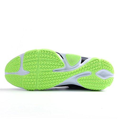 Zapatillas De Baloncesto Zapatos Deportivos Zapatillas De Running Zapatos De Hombres Absorción De Choques Transpirable Cojín De Aire Desgaste Antideslizante Outdoor Sports Green
