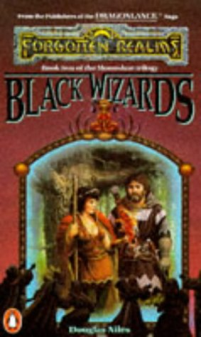 Cover of Black Wizards (Moonshae 2)