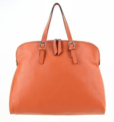 Rue Princesse, Borsa a spalla donna 40x35x9 cm (BxHxT), Arancione (arancione), 37x35x8 cm (BxHxT)