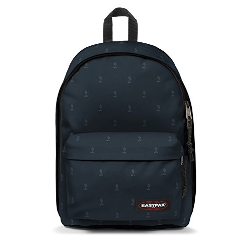 Eastpak Out of Office Sac à Dos Enfants, 44 cm, 27 liters, Bleu (Mini Cactus)