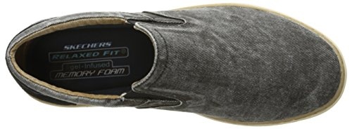 Skechers Usa Palen Tiago Slip-on Loafer Black