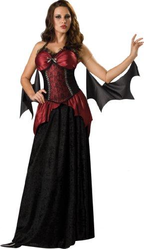 Vampira Women's Costume, Small