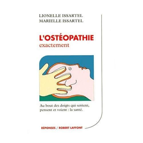 L'ostéopathie exactement