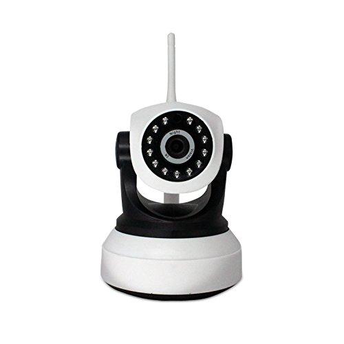 Galleria fotografica Telecamera dome Mount, Dome 720p HD, home sistema di sorveglianza, telecamera dome Mount x72-mee 3.6mm WiFi PIP per telecamera IP telecamera di sorveglianza di sicurezza Canera Solar