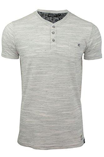 mens-grandad-t-shirt-by-brave-soul-short-sleeved-ecru-marl-s