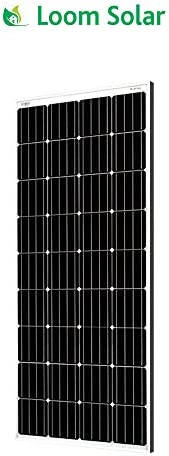 Loom Solar 180 Watt V Mono Crystalline Panel (Single Panel)
