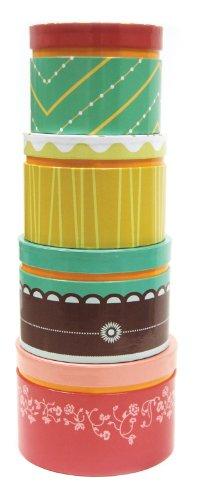 xonex-cupcake-boites-gigognes-le-plus-petit-et-plus-grand-5-1-203-cm-102-cm-1-lot-de-4-boites-imbriq