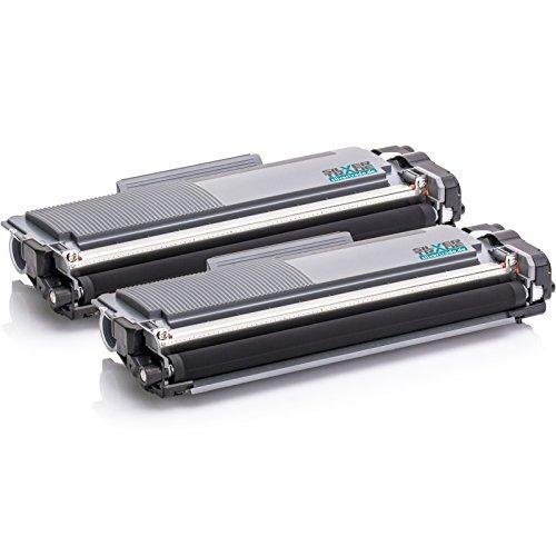Silvertrade 2 Toner compatibile con Brother TN-2320 Brother HL-L2340DW MFC-L2700DN DCP-L2560CDN HL-L2360DW HL-L2300D HL-L2365DW DCP-L2520DW