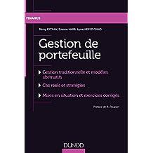 Gestion de portefeuille : Gestion traditionnelle et modèles alternatifs (Gestion - Finance)