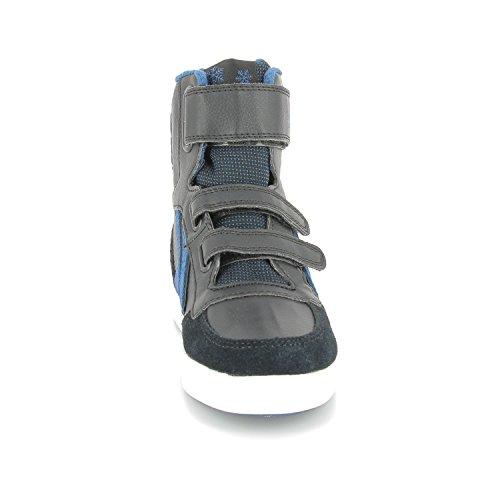 Hummel Junior Stadil Preminum Suede Boot Black *