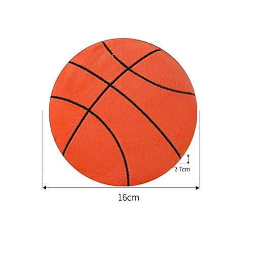 YUANZU Haustier Hund Frisbee Basketball Fußball Rugby Spielzeug Haustier Interaktive Frisbee Basket Ball -