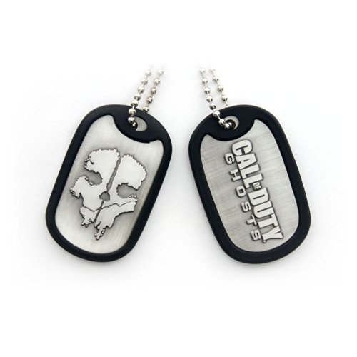 Call of Duty Ghosts Dog Tag Skull - Dog Skull Hoodie Kleidung