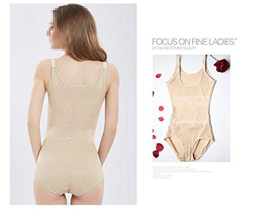 Open Bust Body Body Shaper più sottile Shapewear da donna Color