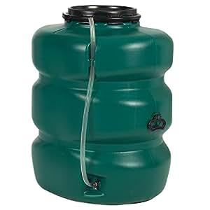 Récupérateur d'eau cubique 1000L