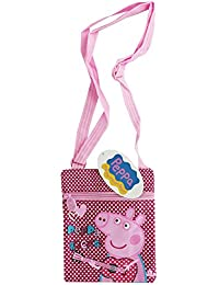 Peppa Pig bolsa nueva original Disney Bag tracollina ajustable