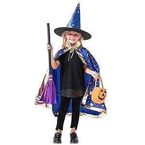 Sombrero de Brujo de Halloween,Infantil