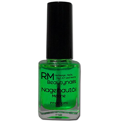 RM Beautynails Nagelöl Nagelhautpflegeöl Nagelhautöl Duft: Melone