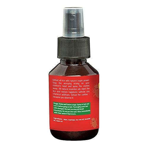 Zoom IMG-1 olio di neem e tea