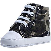 para mujer mocasines mujer tacon zapatos vestir hombre comprar zapatos ... ❤ Zapatos de Lona Suaves Bebés Recién Nacidos Boy Boy High Top Camuflaje ...