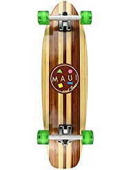 Maui and Sons Bamboo Cruiser Mixte Adulte, Heritage