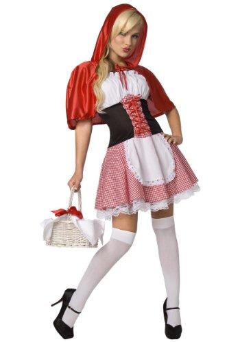 Hood Kostüm Wolf Little Riding Red - LF Centennial Pte. Plus Size Little Red Riding Hood Fancy Dress Costume 3X/4X