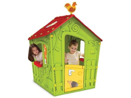 Keter 17185442 - Kinderspielhaus Magic