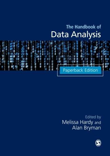 The Handbook of Data Analysis