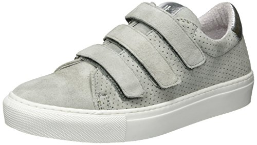 A12060 - Zapatillas para mujer, color negro, talla 41 EU (7 Damen UK) Ca Shott