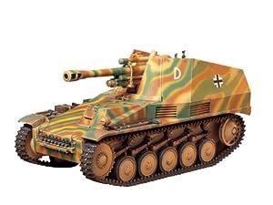 Tamiya 35200 - Maqueta Para Montar, Cañón Alemán Autopropulsado Howitzer Wespe Escala 1/35