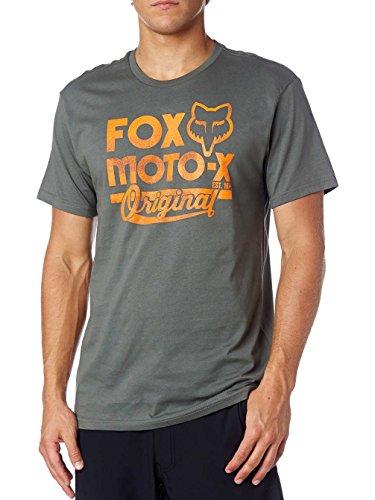 Herren T-Shirt Fox Scripted T-Shirt Military