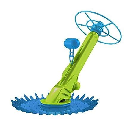 well2wellness® Ciclon Aspirador automático para el suelo de la piscina