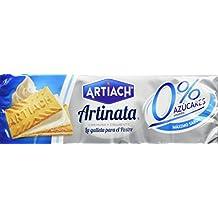 Artiach - Galletas Artinata sin Azucar, 175 g - [Pack de 3]