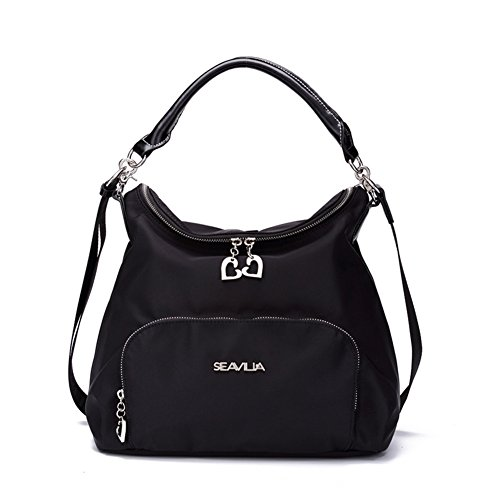 Messenger Bag/Mobile Moda Casual Donna Canvas Shoulder Bag/Zaino Multiuso-B B