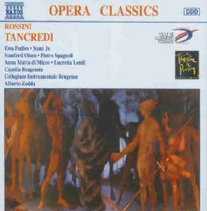 Rossini: Tancredi (Gesamtaufnahme) (Aufnahme Ile de France, 6.-31.01.1994)