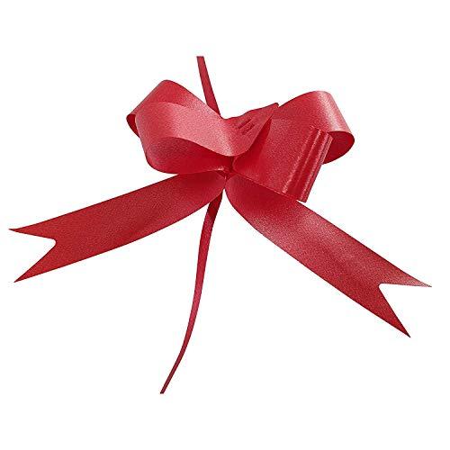 INERRA Lazos - Paquete 30 - Boda Navidad Regalo Envolver