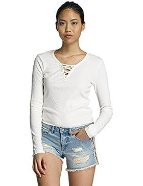 Only Mujeres Ropa superior / Camiseta de manga larga onlRib