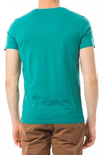 Jack And Jones Oak Tee 12078774 Bright Gold Herren T-shirt Moda Bayou(14-01101al)