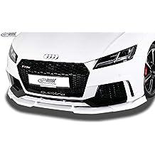 06 Cup Front Spoiler Lippe Frontschürze Frontlippe Frontansatz Für Audi TT 8N