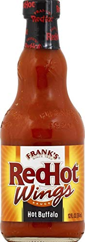 Franks Red Hot Buffalo Wings Sauce 354 ml