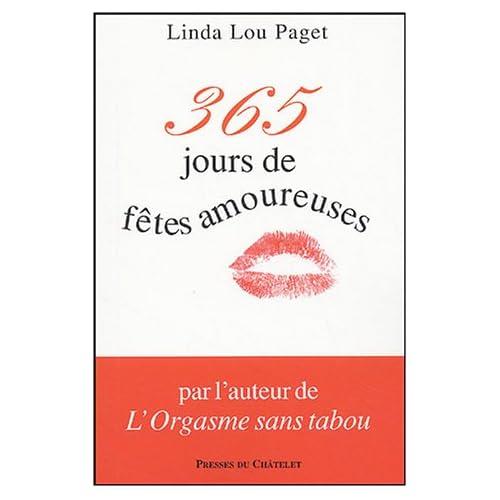 365 jours de fêtes amoureuses
