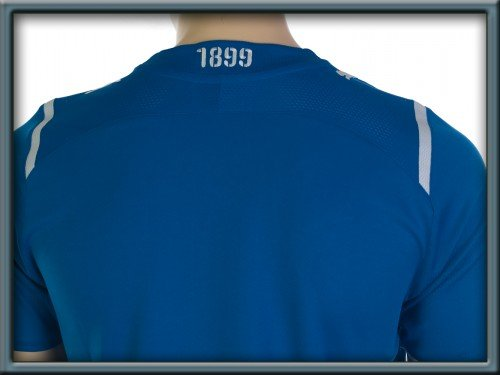 Puma, Maglia Uomo Hoffenheim GK Maglietta Promo Blau