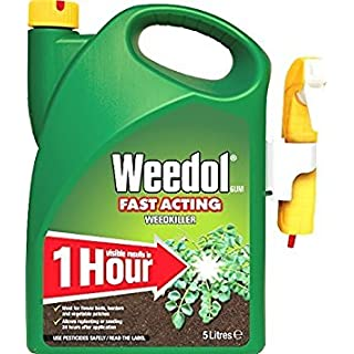 Fast Acting Weedkiller (5L)