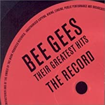 BEE GEES - RECORD: THEIR GREATEST HITS (2CD)