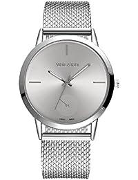 332d63af86e6 Amazon.es  Negro - Relojes de pulsera   Mujer  Relojes
