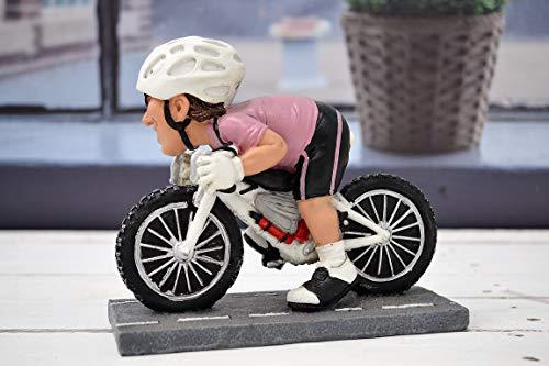 Zoom IMG-3 smi statuina in resina caricatura