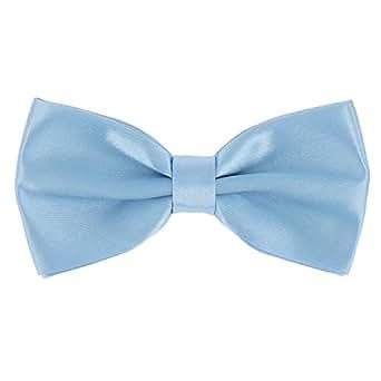 Noeud Papillon Bleu ciel Homme - Noeud Papillon Mariage - Soirée