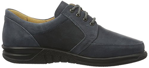Ganter Sensitiv Kurt-k, Derby homme Bleu Marine