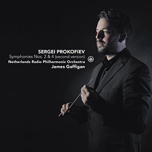 Prokofiev: Symphonies No. 2 & No. 4 (Second Version) (2 Symphony Prokofiev)