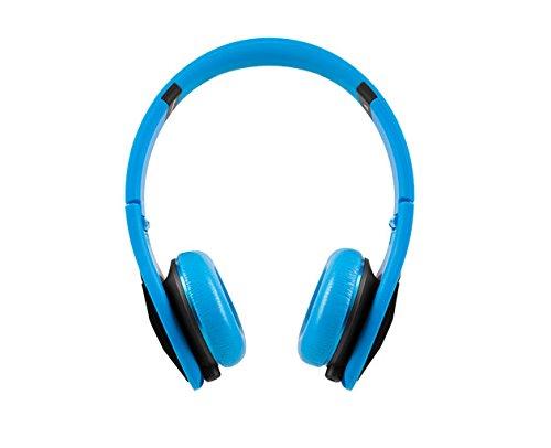 Monster DNA Laser Blue OnEar-Kopfhörer mit ControlTalk für Apple schwarz/blau Monster Cable Dna